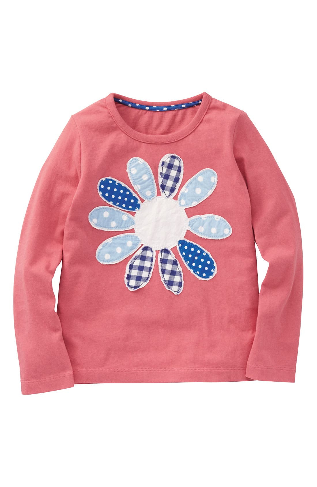 Alternate Image 1 Selected - Mini Boden Long Sleeve Tee (Toddler)