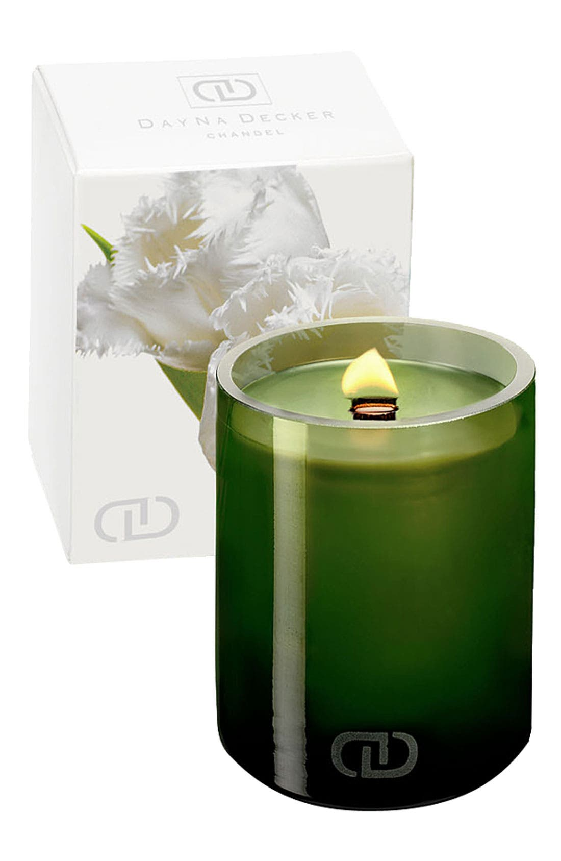 Alternate Image 1 Selected - DayNa Decker® 'Leila' Chandel® Candle