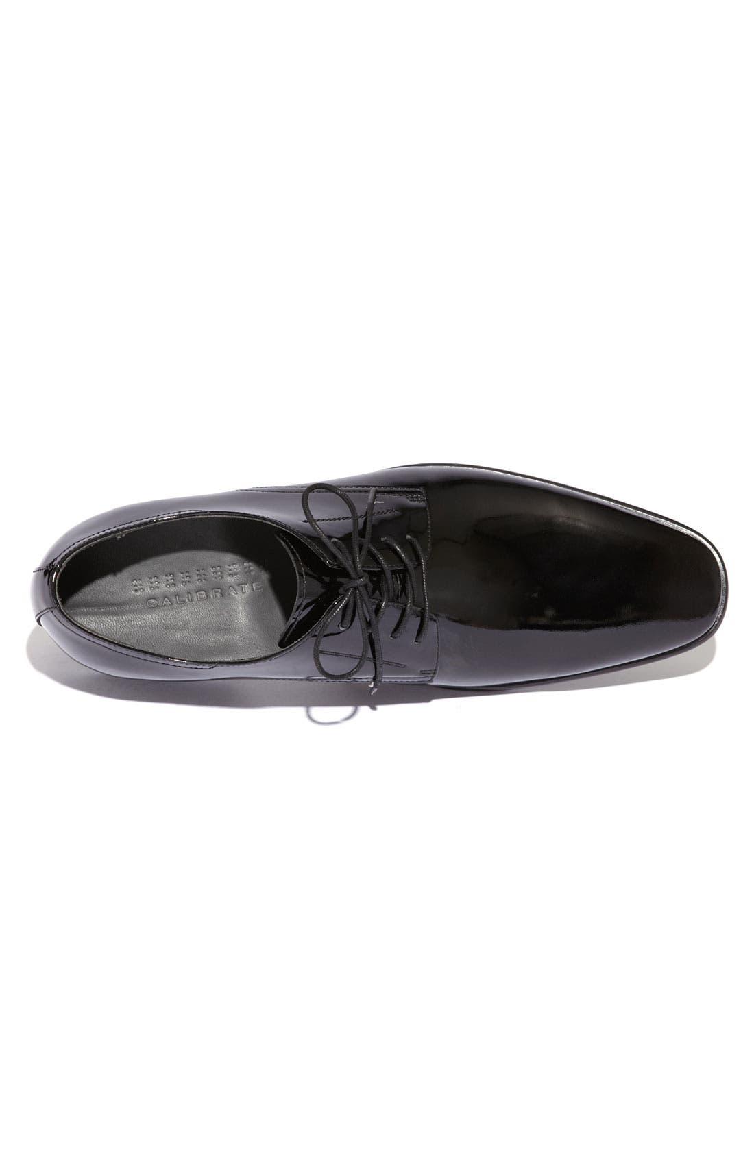 Alternate Image 3  - Calibrate 'Oscar' Patent Leather Dress Shoe (Men)
