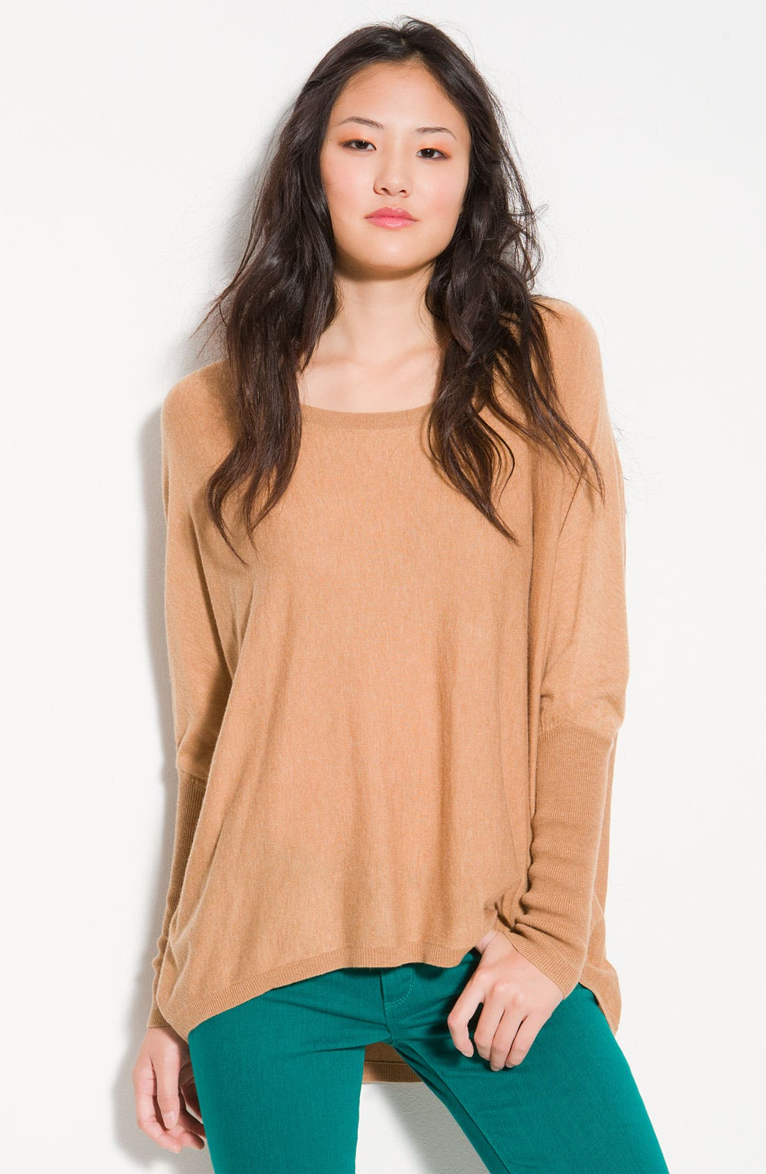 Main Image - Trouvé Dolman Sleeve Pullover