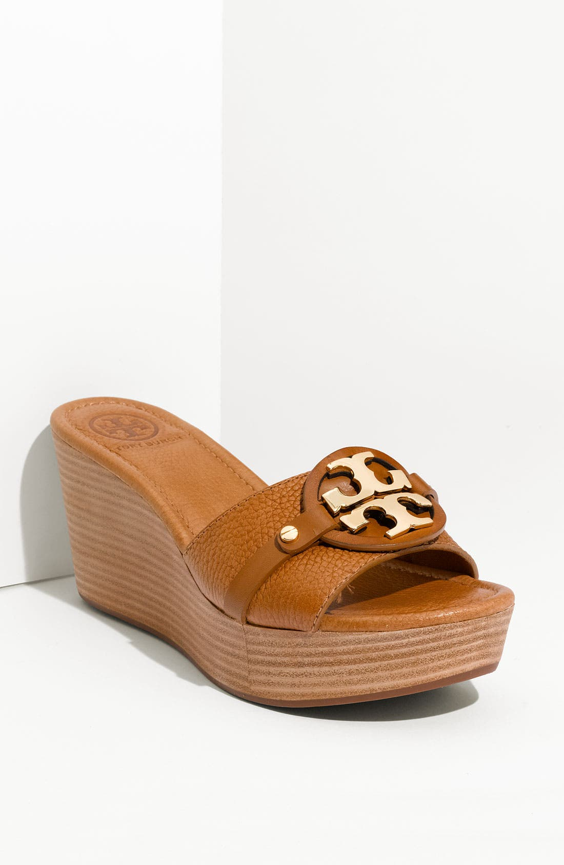 Main Image - Tory Burch 'Patti' Wedge Sandal