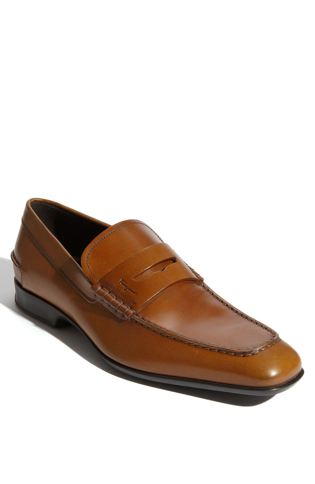 Alternate Image 1 Selected - Salvatore Ferragamo 'Canto' Penny Loafer