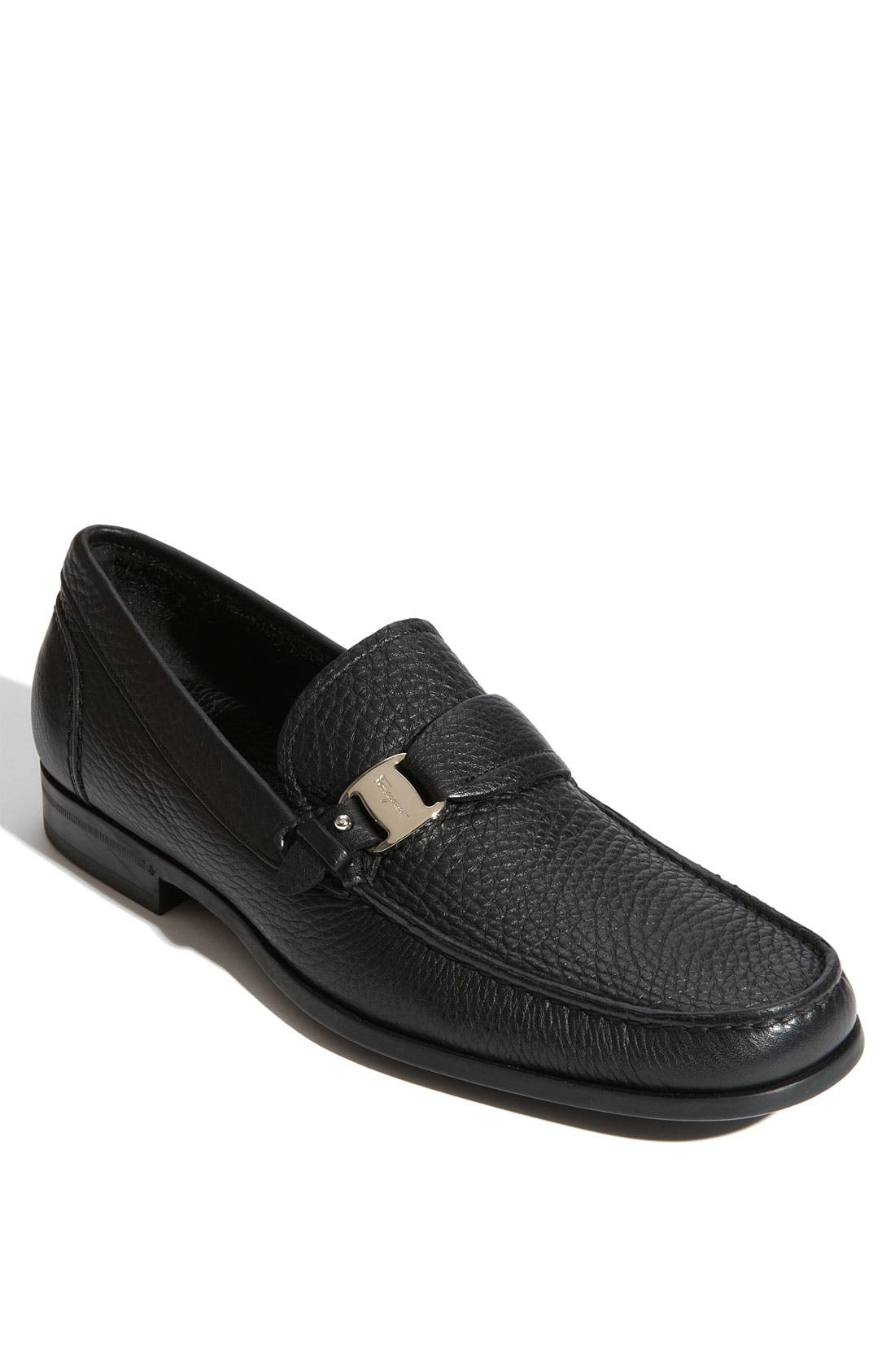 Main Image - Salvatore Ferragamo 'Bravo' Loafer (Men)