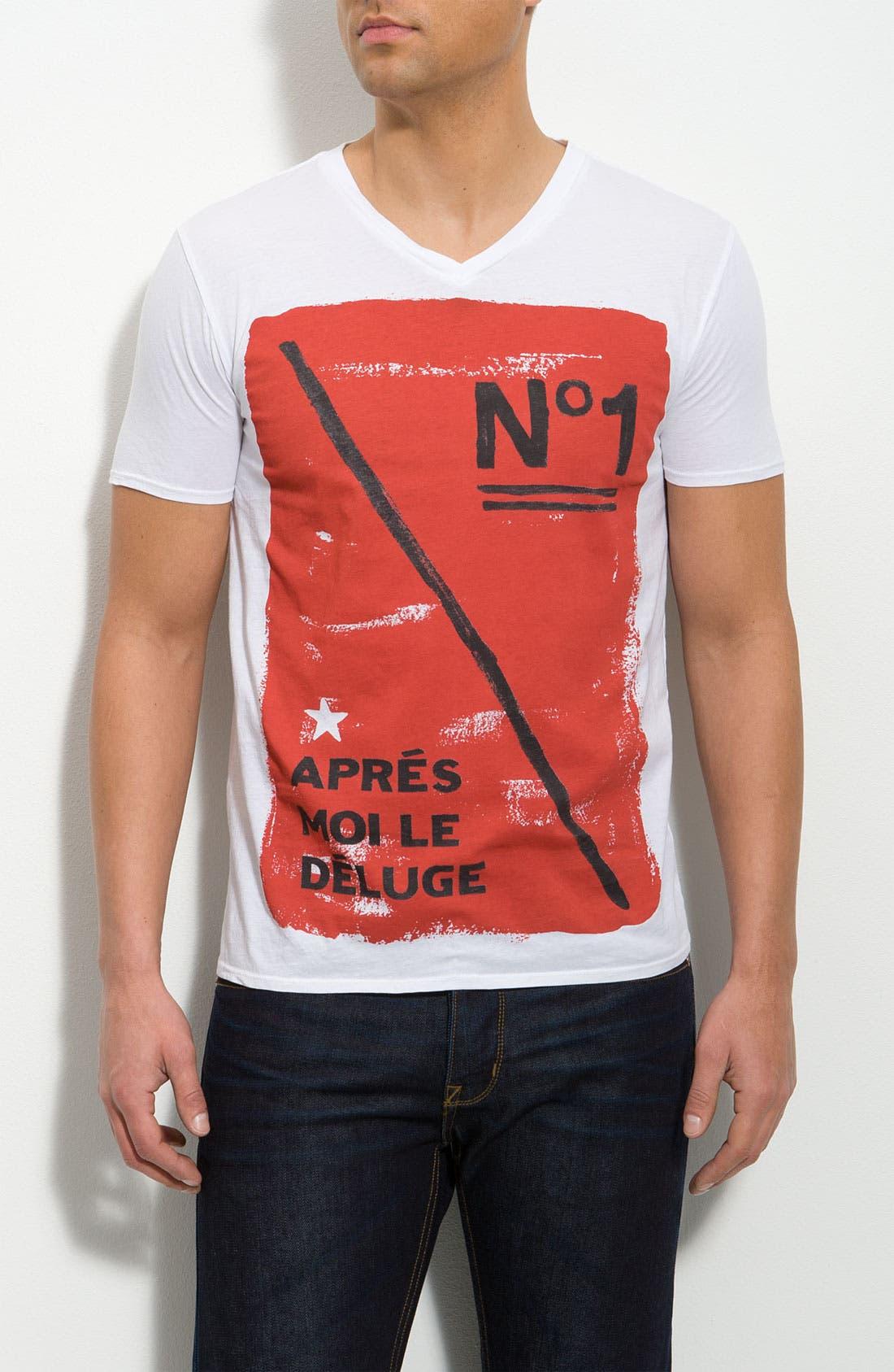 Main Image - Scott Free 'No. 1' T-Shirt