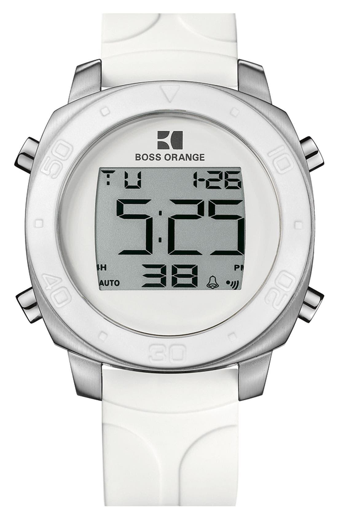Main Image - BOSS Orange Digital Watch
