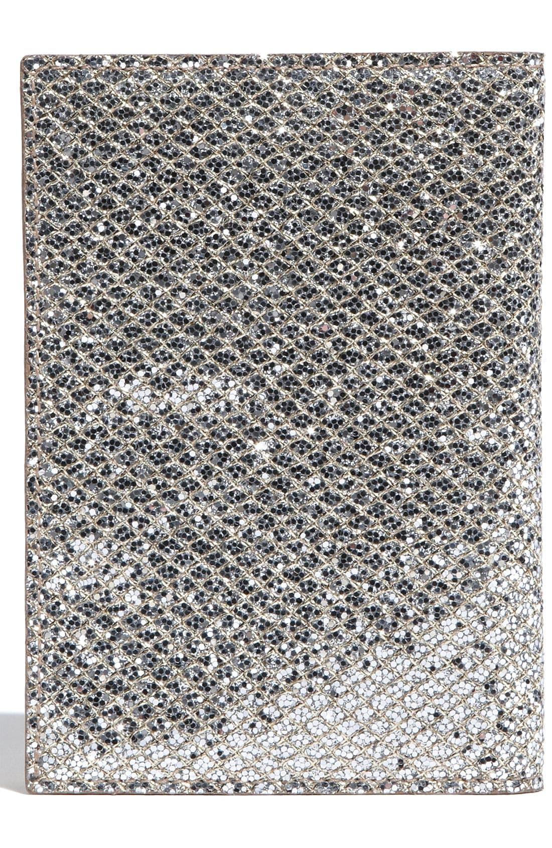 Alternate Image 4  - Jimmy Choo 'Reno' Fabric Passport Holder