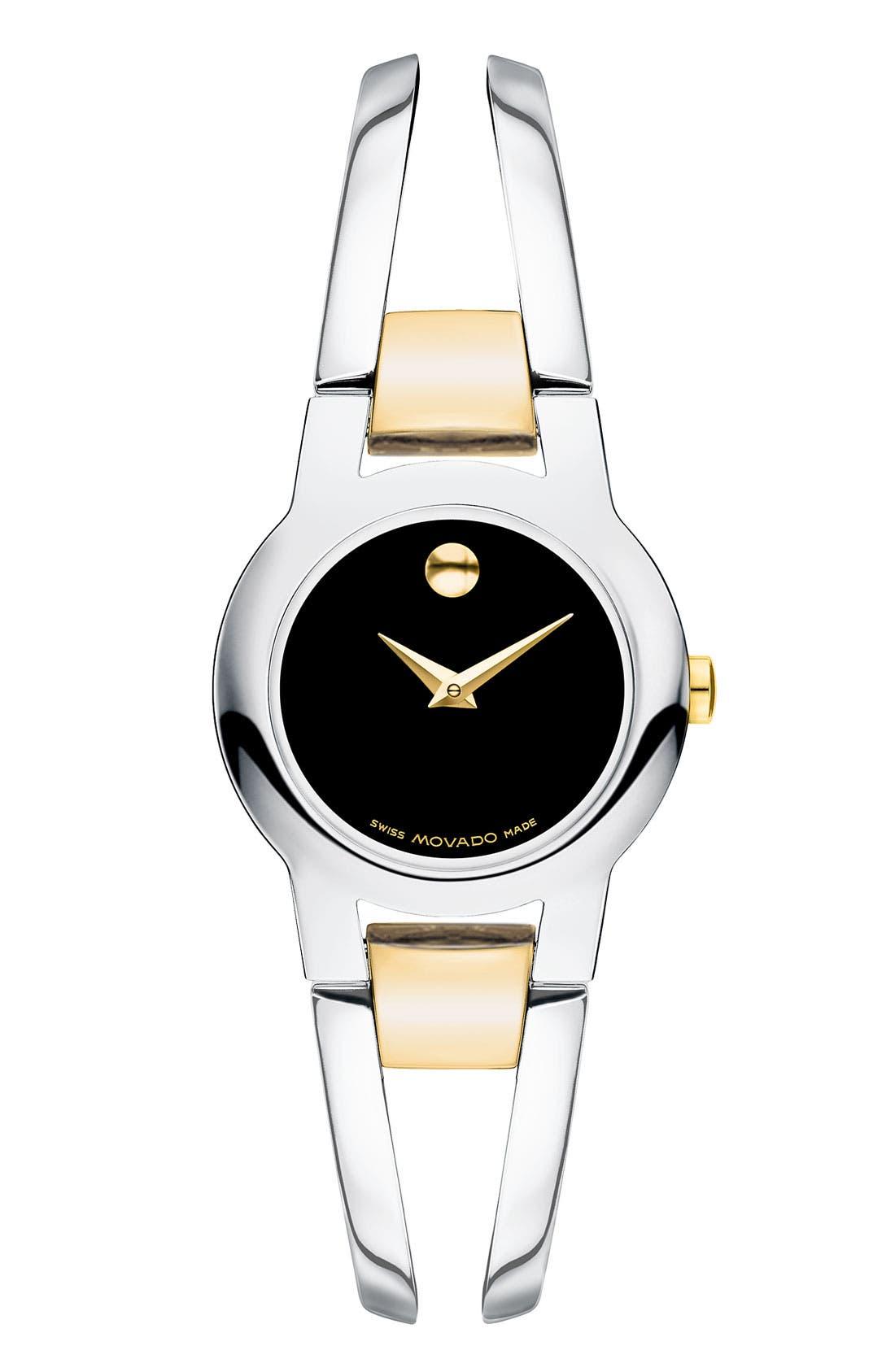 Alternate Image 1 Selected - Movado 'Amorosa' Watch