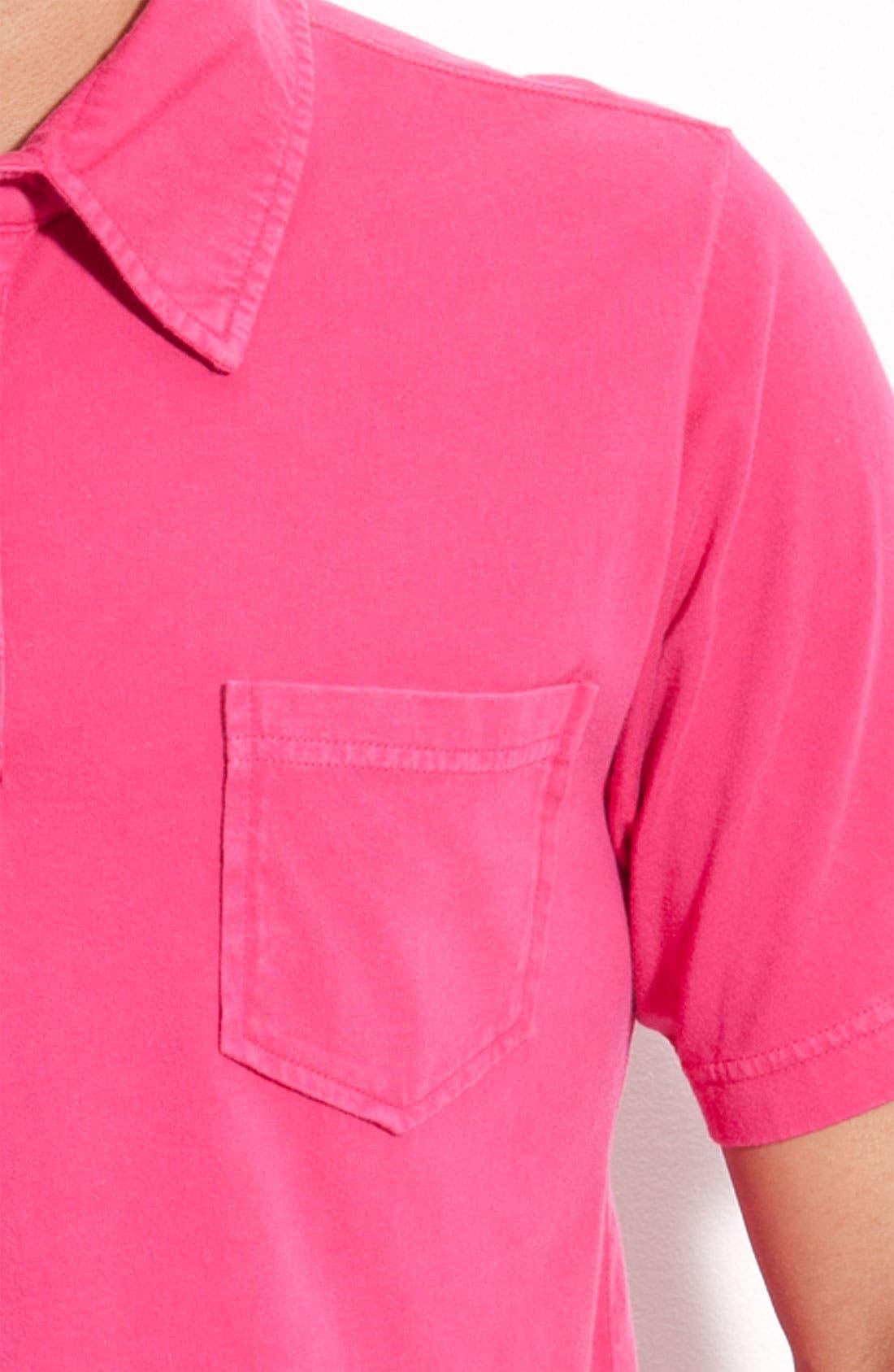 Alternate Image 3  - Mason's Cotton Polo
