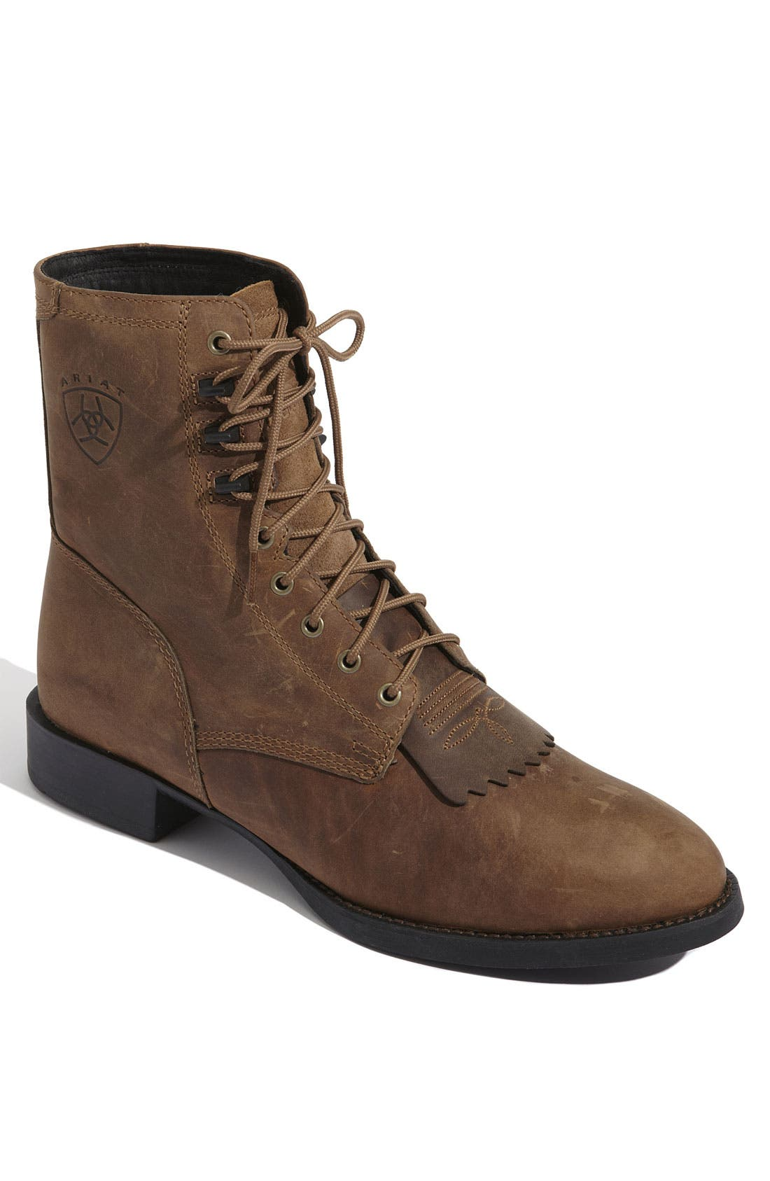 Alternate Image 1 Selected - Ariat 'Heritage Lacer' Boot (Online Only) (Men)
