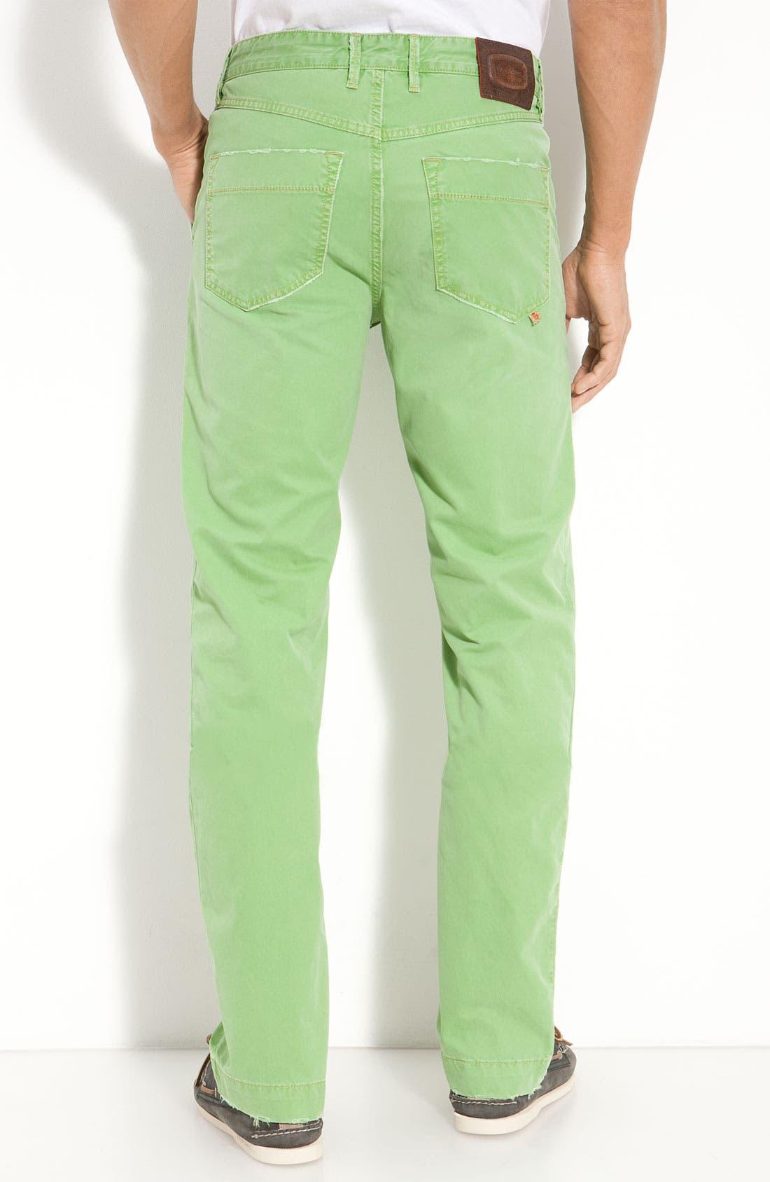 Alternate Image 2  - Robert Graham Jeans 'Yates' Classic Fit Pants