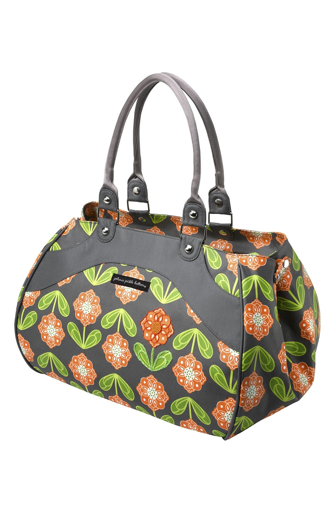 Main Image - Petunia Pickle Bottom Glazed 'Wistful' Weekend Tote