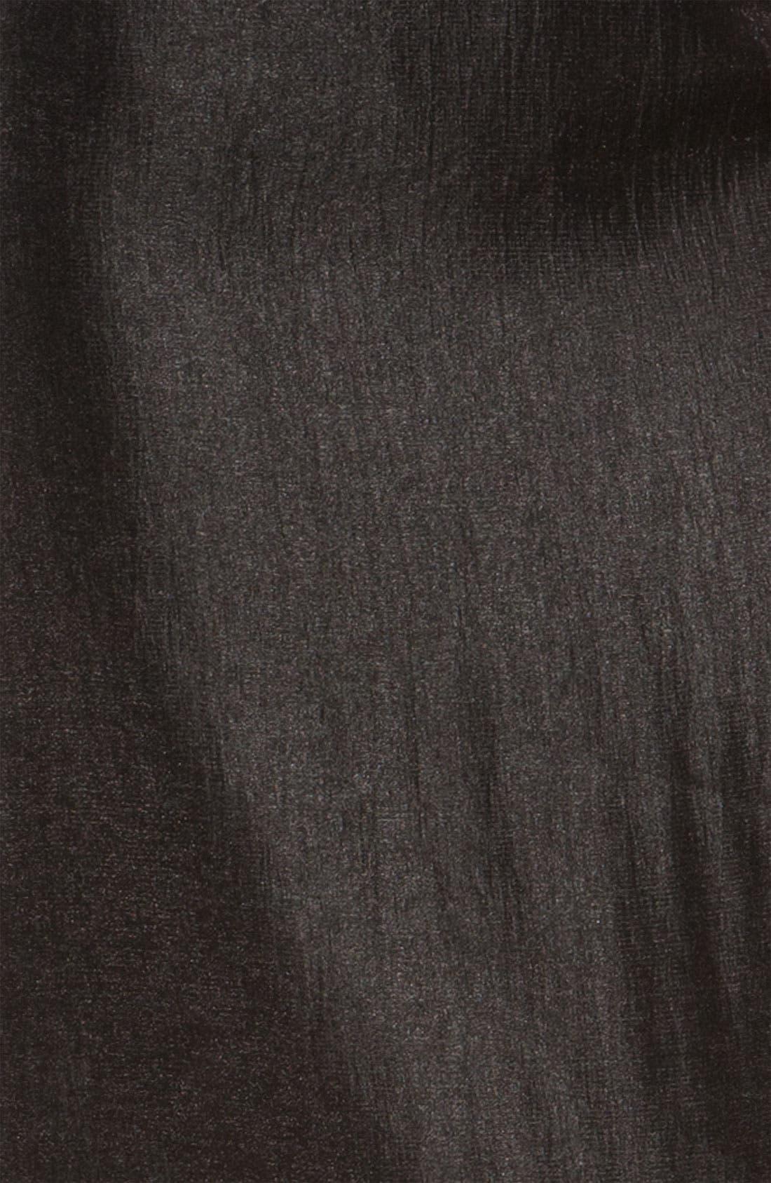 Alternate Image 2  - Adrianna Papell Metallic Pencil Skirt