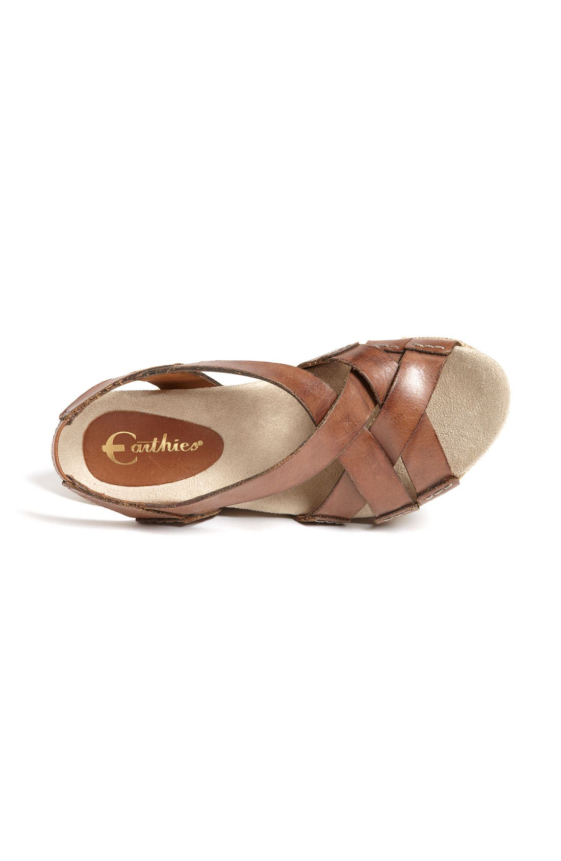 Alternate Image 3  - Earthies® 'Salerno' Wedge Sandal