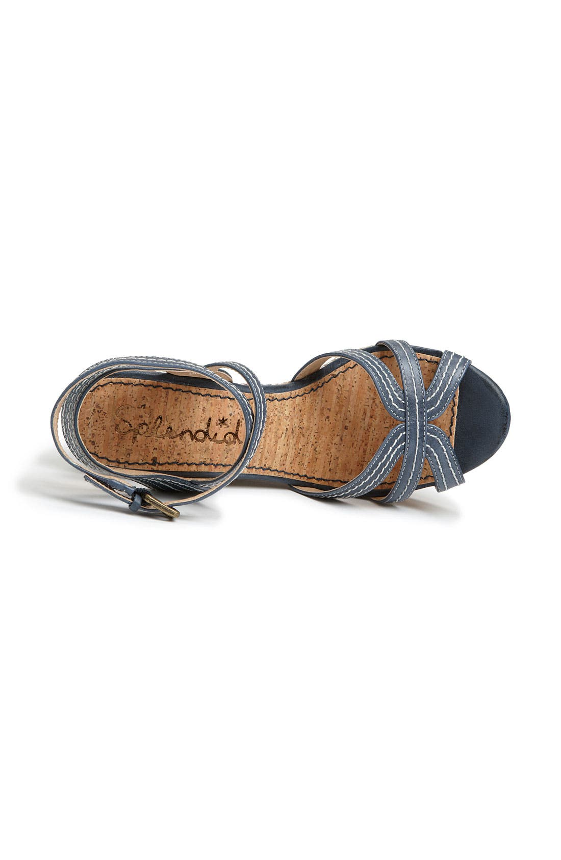 Alternate Image 3  - Splendid 'Kayla' Wedge Sandal
