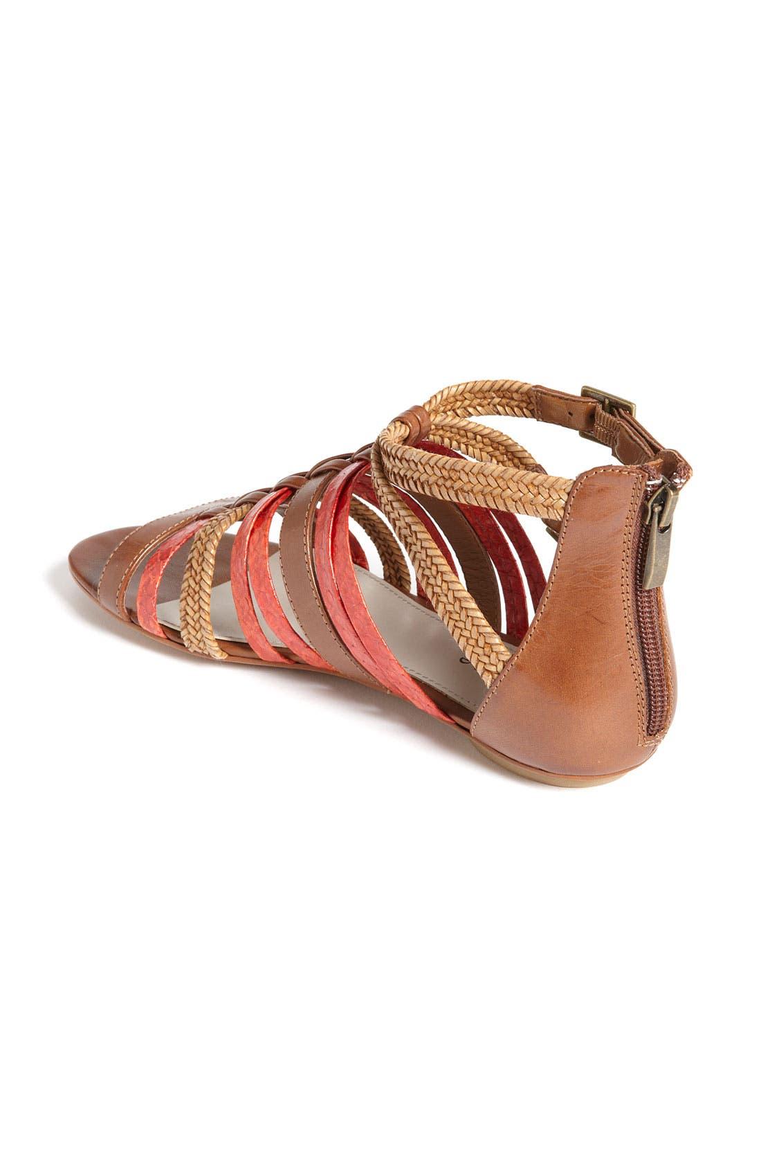 Alternate Image 2  - Hinge® 'Tanner' Sandal