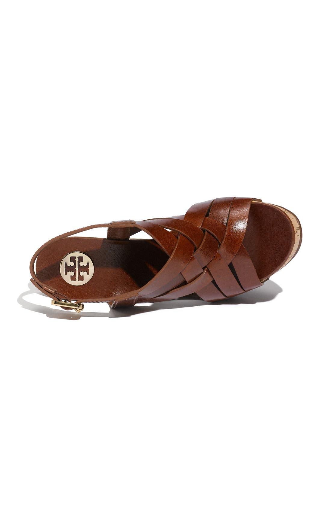 Alternate Image 3  - Tory Burch 'Ace' Wedge Sandal