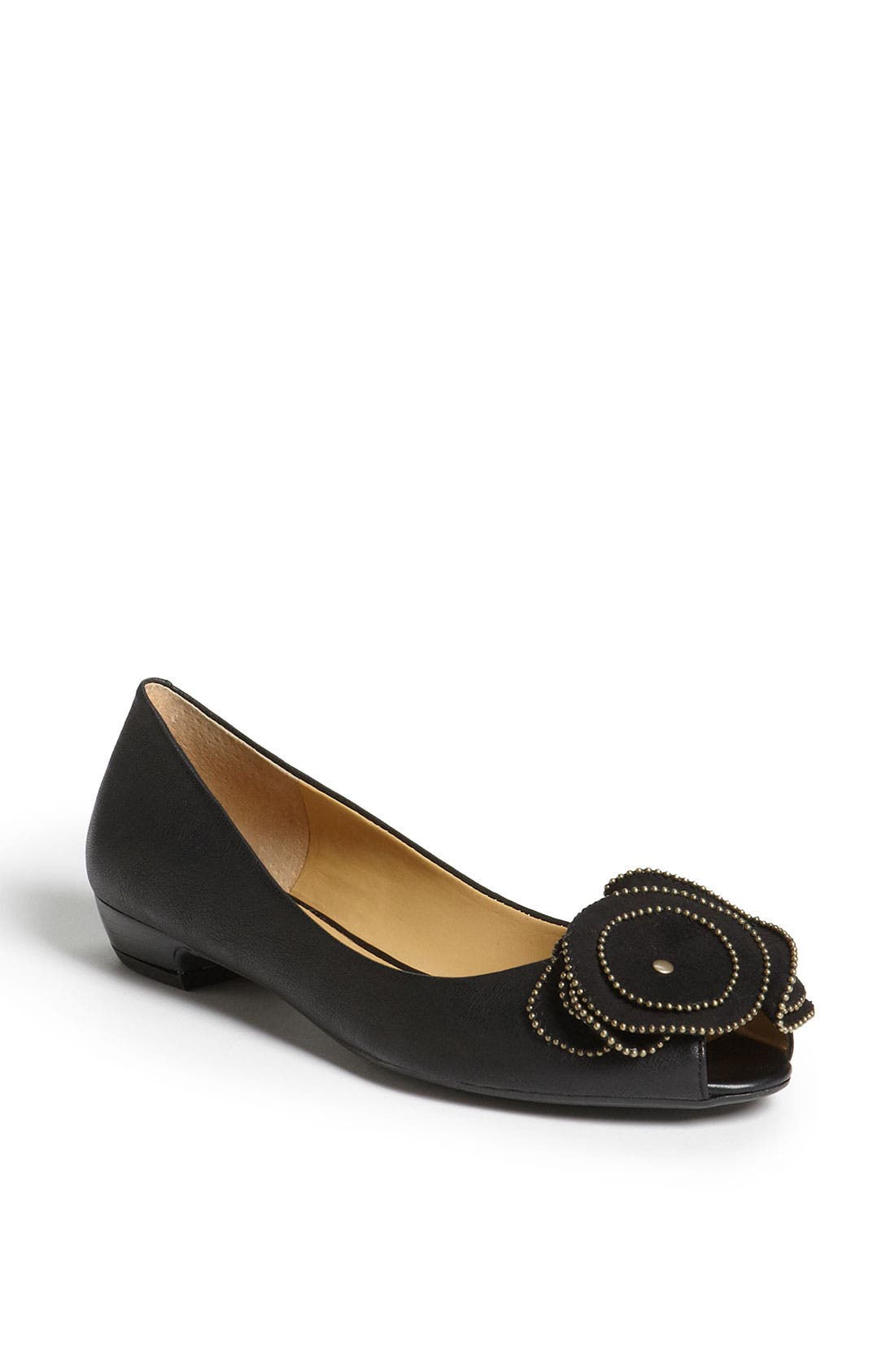 Alternate Image 1 Selected - Nine West 'Jeanious' Flat