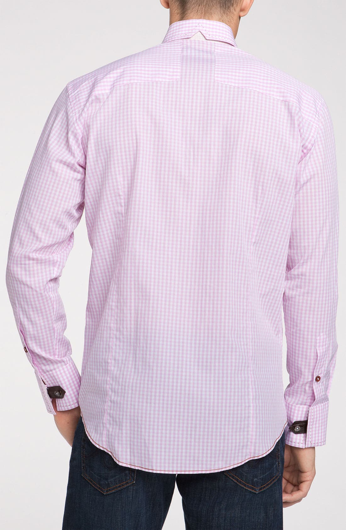 Alternate Image 2  - Bogosse 'JB 46' Sport Shirt