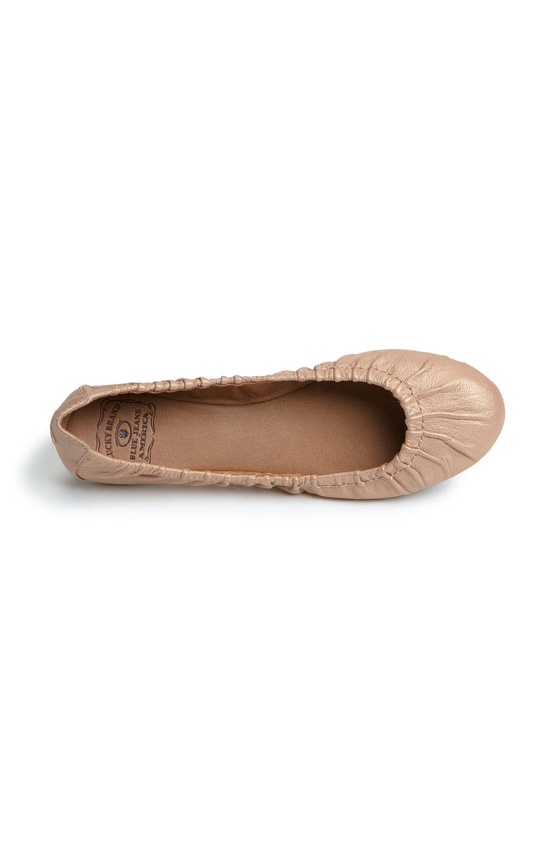 Alternate Image 3  - Lucky Brand 'Erla' Flat (Exclusive Color)