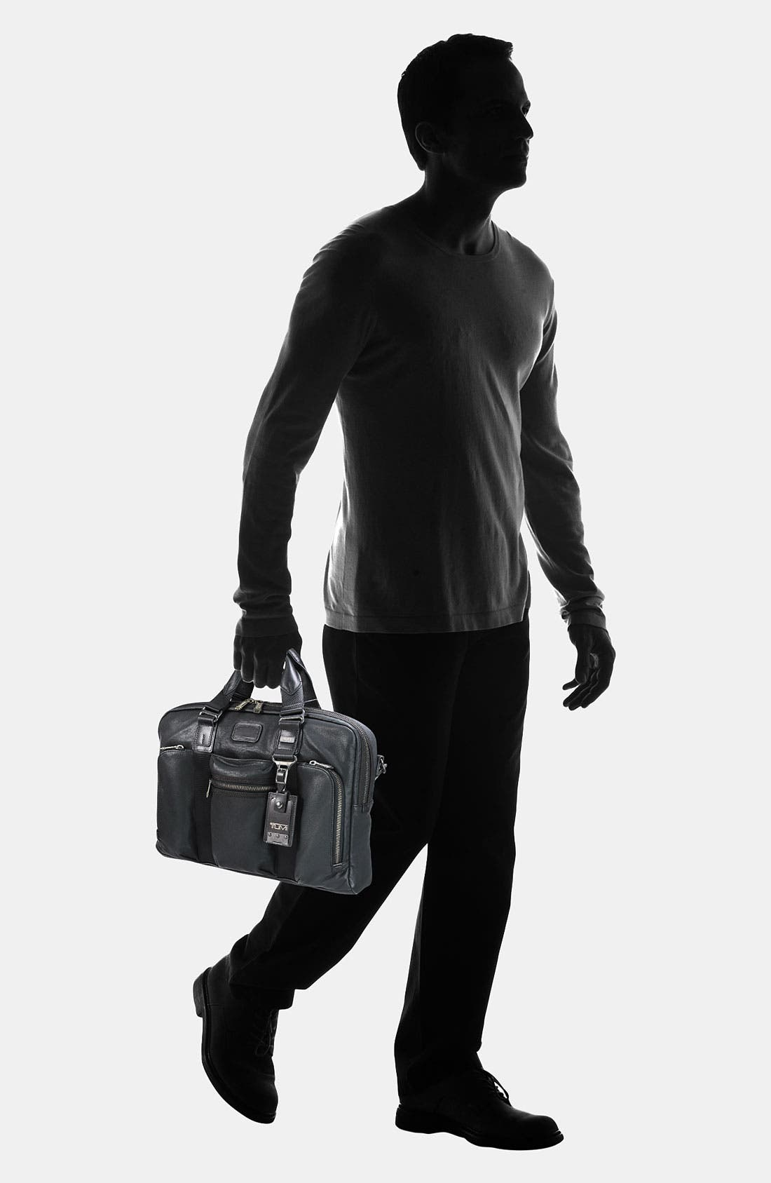 Alternate Image 5  - Tumi 'Alpha Bravo - McNair' Slim Leather Briefcase