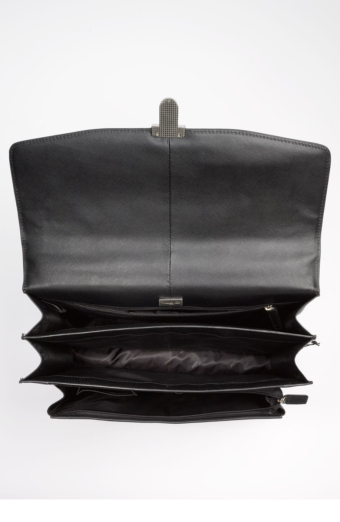 Alternate Image 3  - Kenneth Cole New York 'Flapover' Leather Portfolio