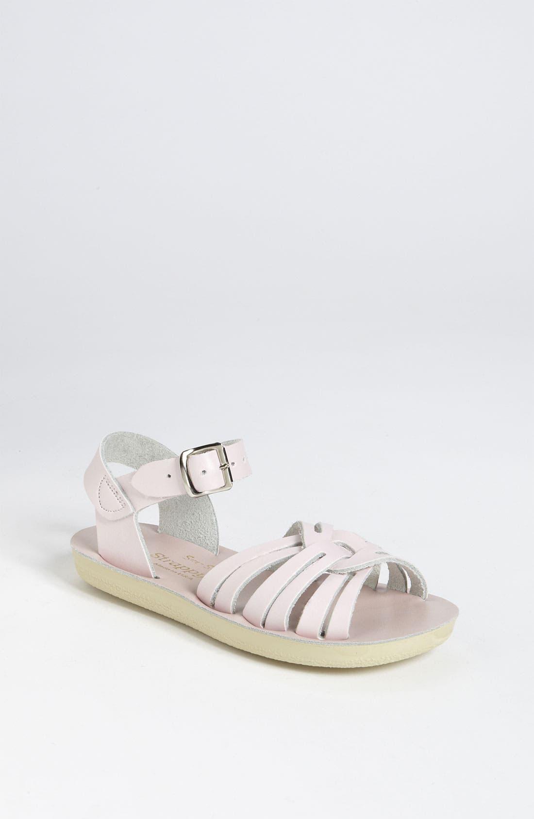 Salt Water Sandals by Hoy Strappy Sandal (Walker, Toddler & Little Kid)