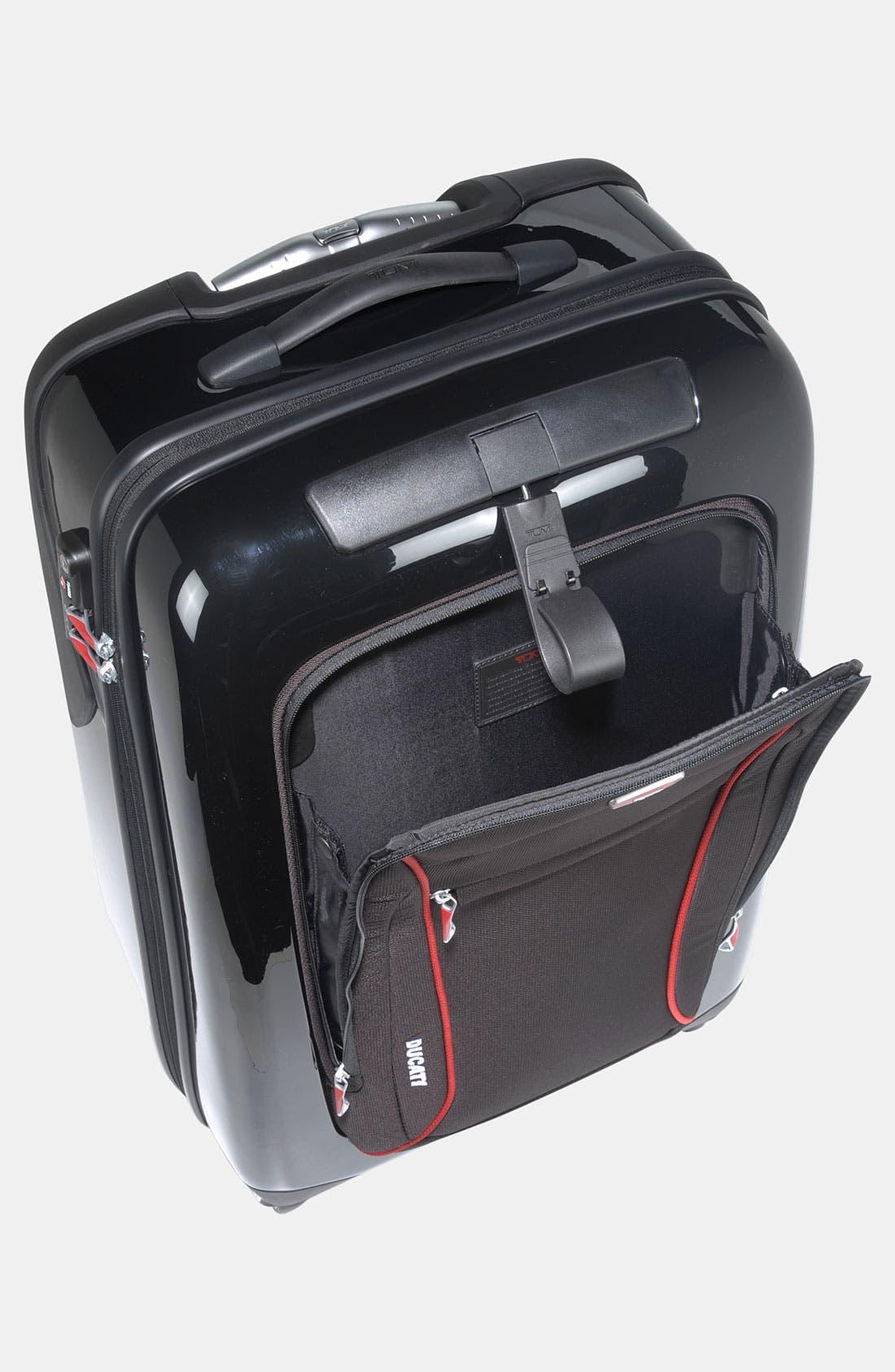 Alternate Image 4  - Tumi 'Ducati - Quattroporte' 4-Wheeled Medium Trip Suitcase