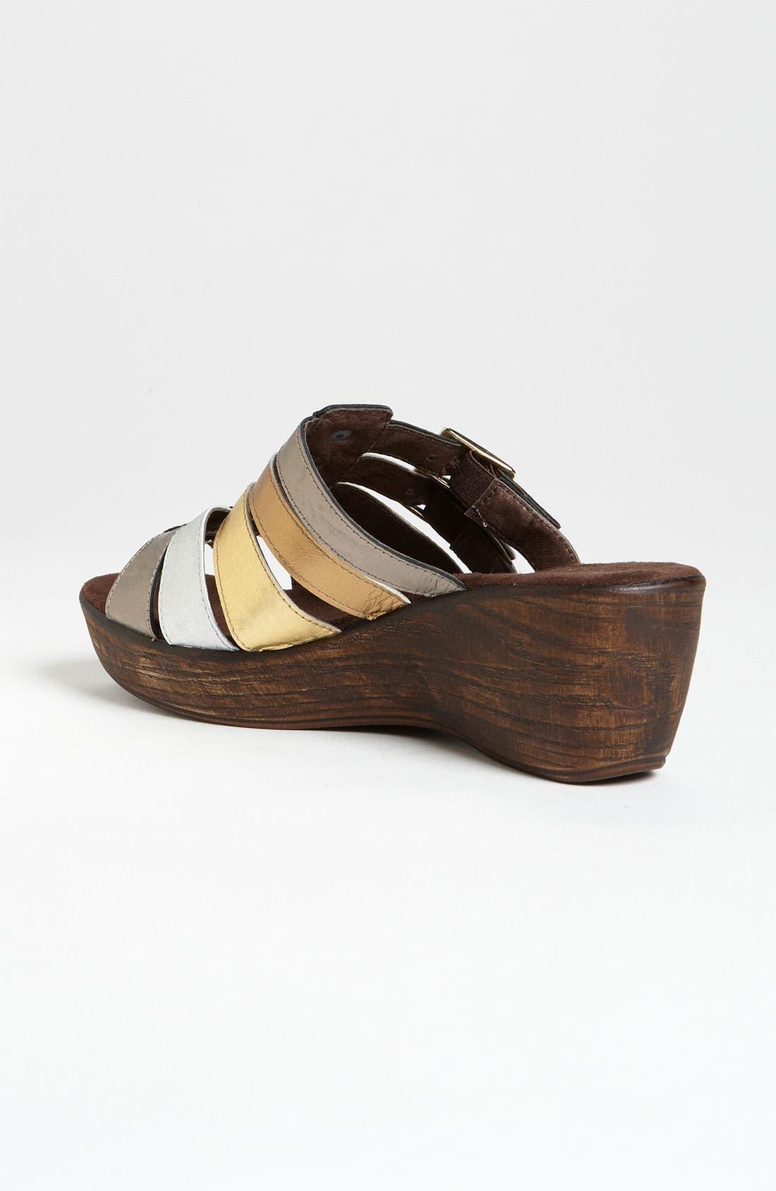 Alternate Image 2  - Helle Comfort 'Georgia' Sandal