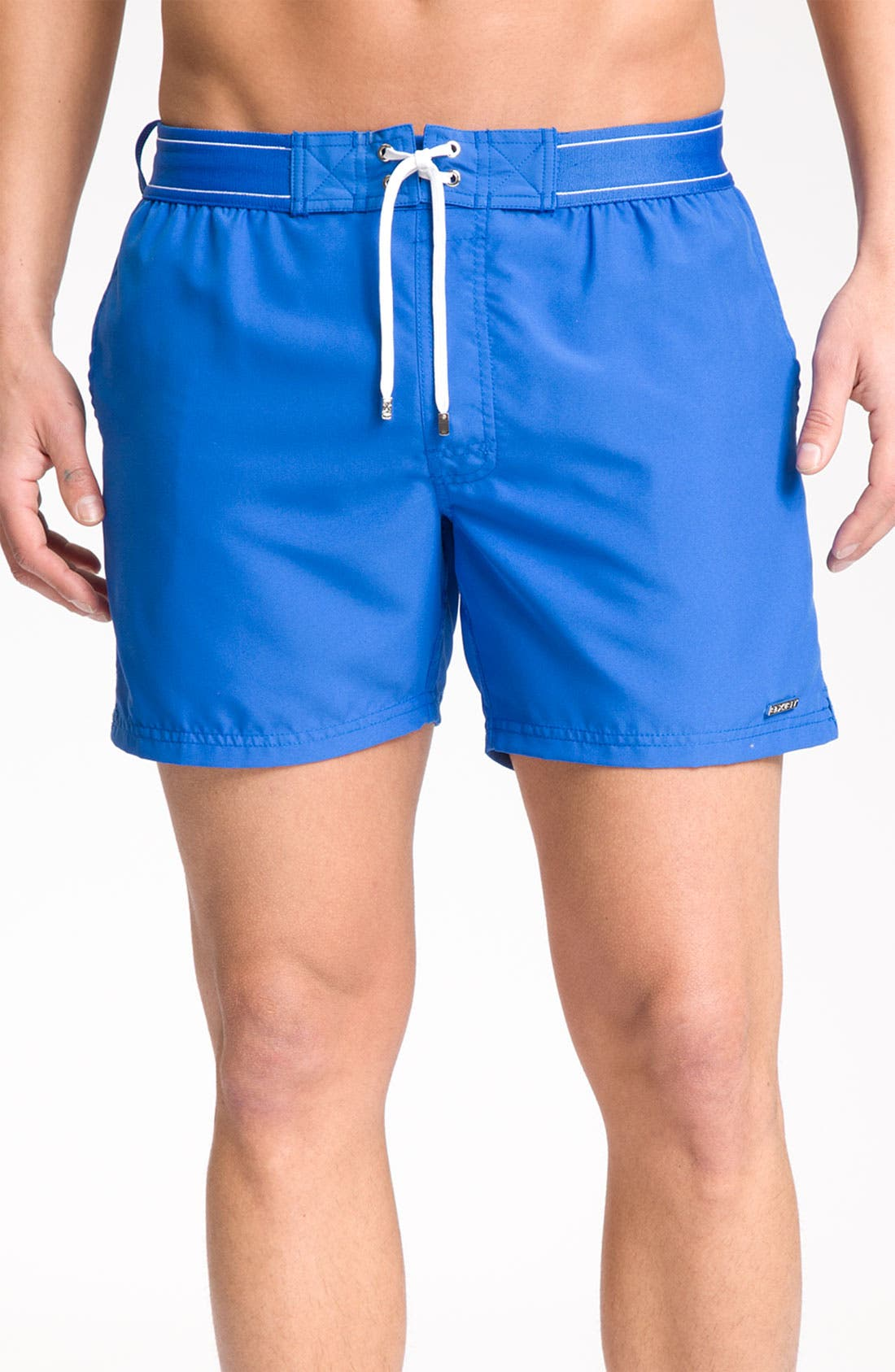 Main Image - 2(x)ist 'Hampton' Volley Swim Shorts