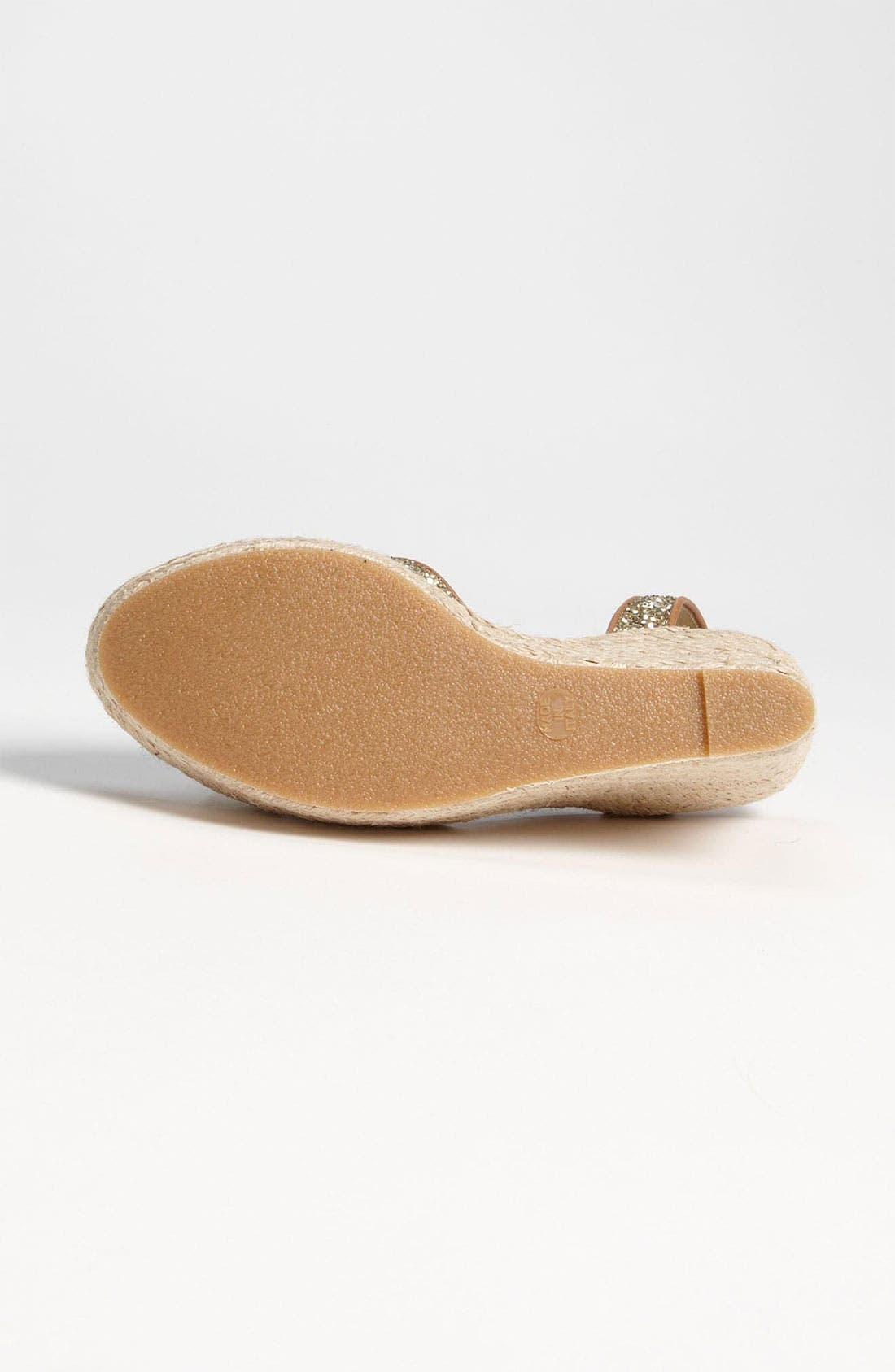 Alternate Image 4  - Ettore Masotti 'Positano' Sandal