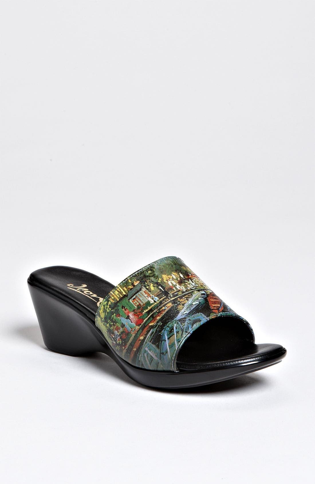 Alternate Image 1 Selected - Icon Footwear 'Pala 36' Sandal