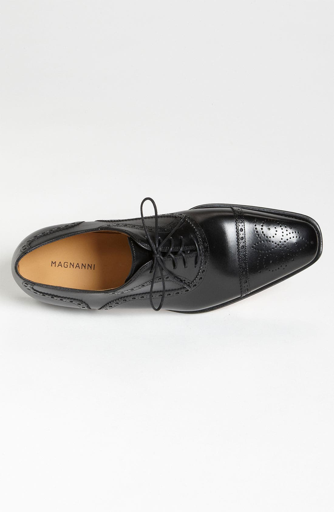 Alternate Image 3  - Magnanni 'Santiago' Cap Toe Oxford (Men)