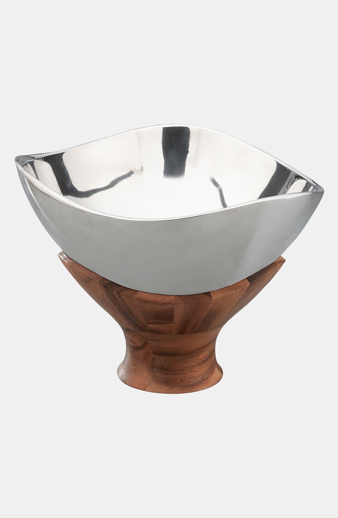 Alternate Image 1 Selected - Nambé 'Cradle' Round Bowl