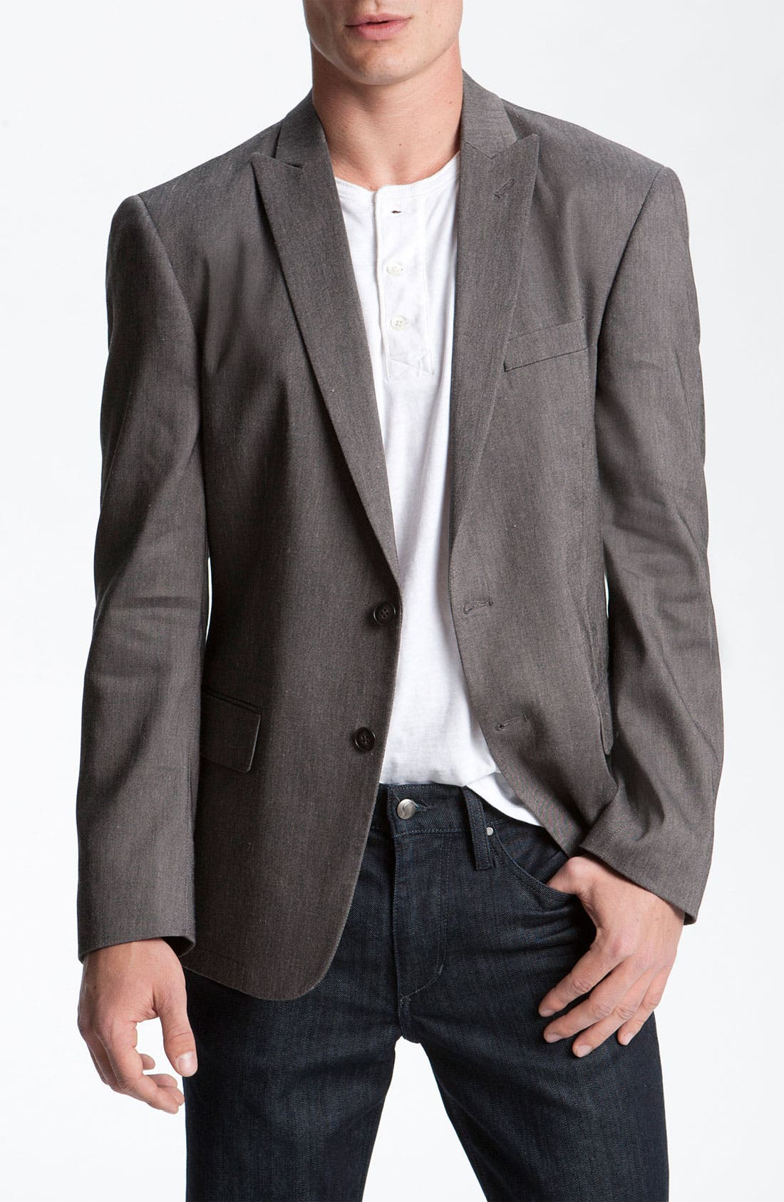 Alternate Image 1 Selected - John Varvatos Star USA Blazer