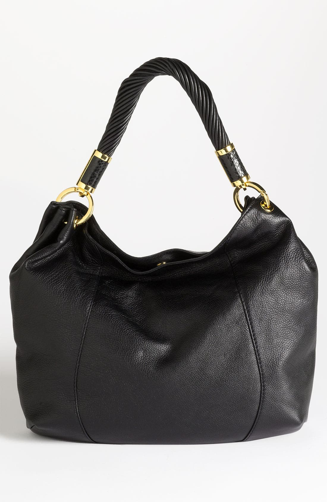 Alternate Image 4  - Michael Kors 'Tonne' Leather Shoulder Bag