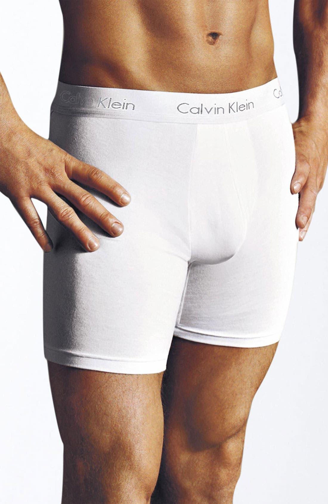 Calvin Klein U5555 Micromodal Boxer Briefs