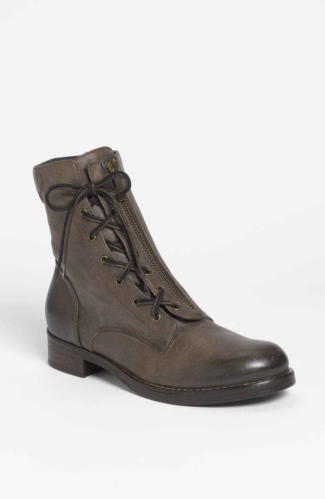 Alternate Image 1 Selected - Alberto Fermani Lace-Up Boot
