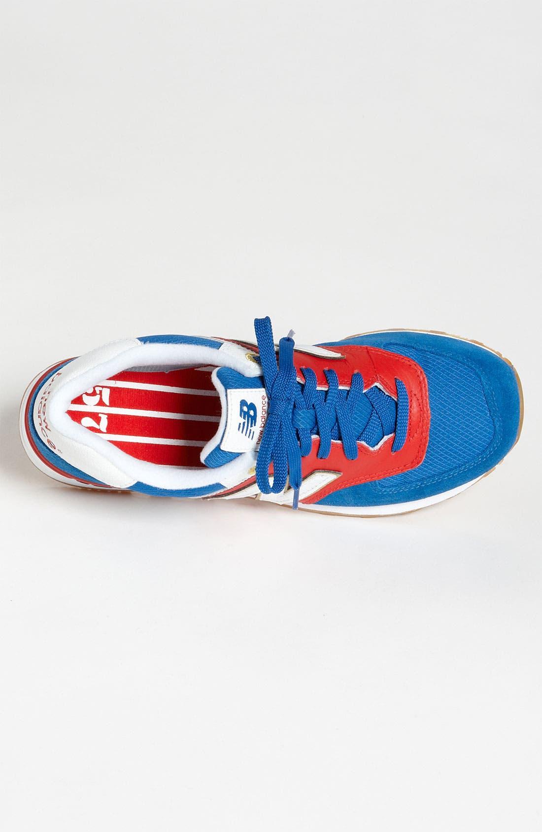 Alternate Image 3  - New Balance '574' Sneaker (Men)