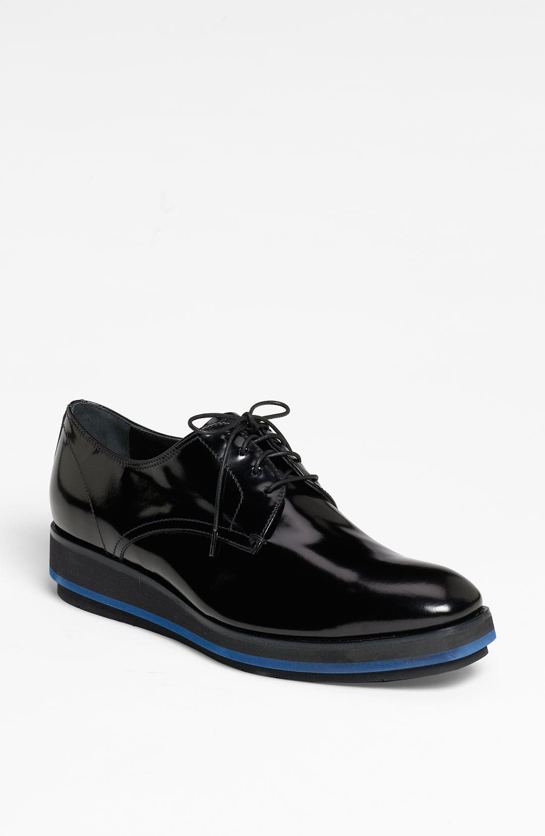Alternate Image 1 Selected - Prada Platform Oxford
