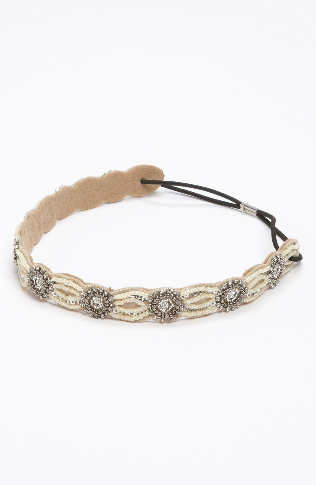 Alternate Image 2  - BP. Beaded Glam Headband