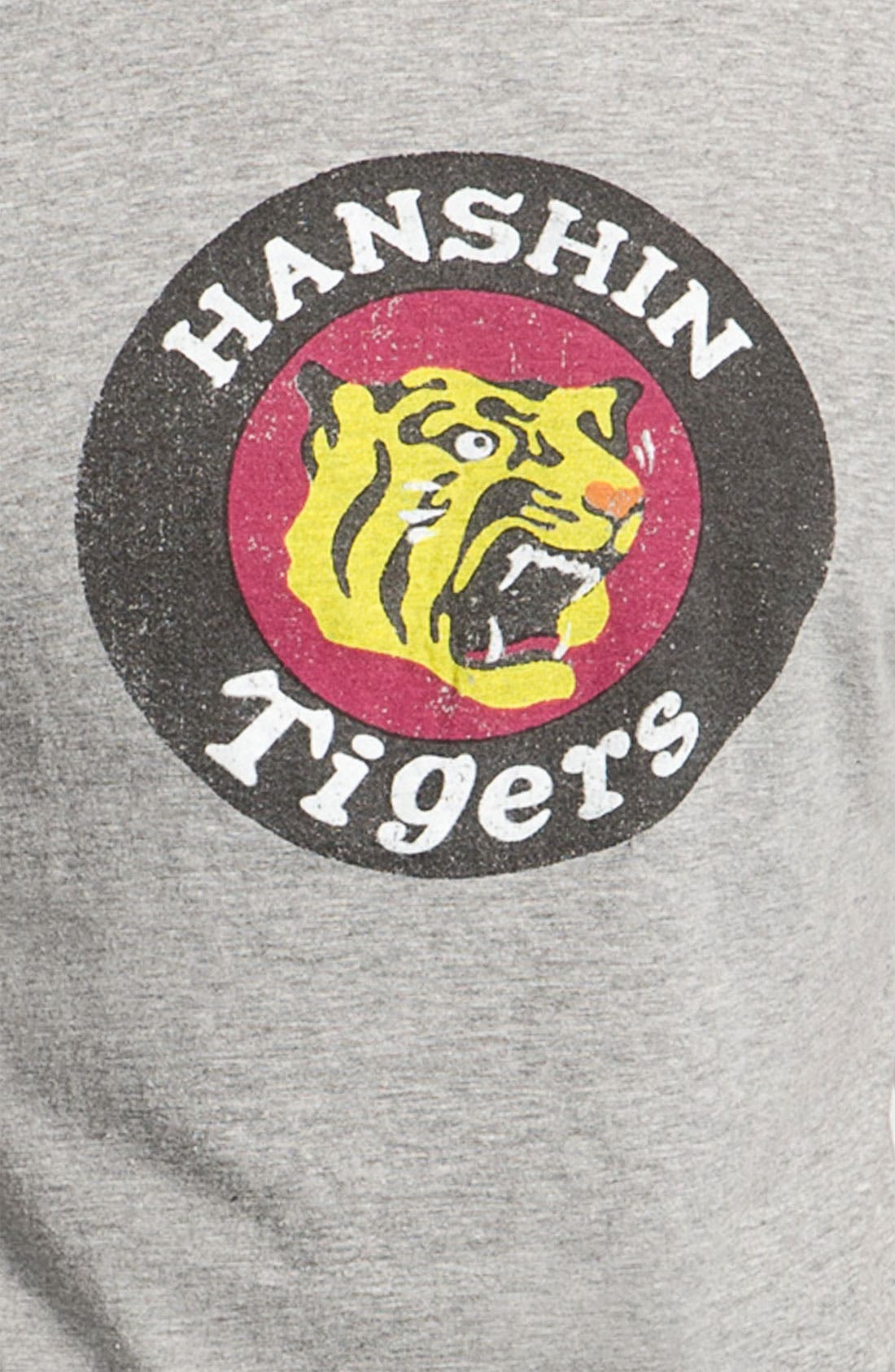 Alternate Image 3  - Red Jacket 'Hanshin Tigers - Brass Tack' T-Shirt