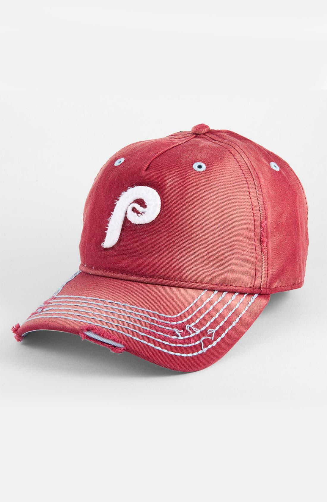 Alternate Image 1 Selected - American Needle 'Phillies' Baseball Cap