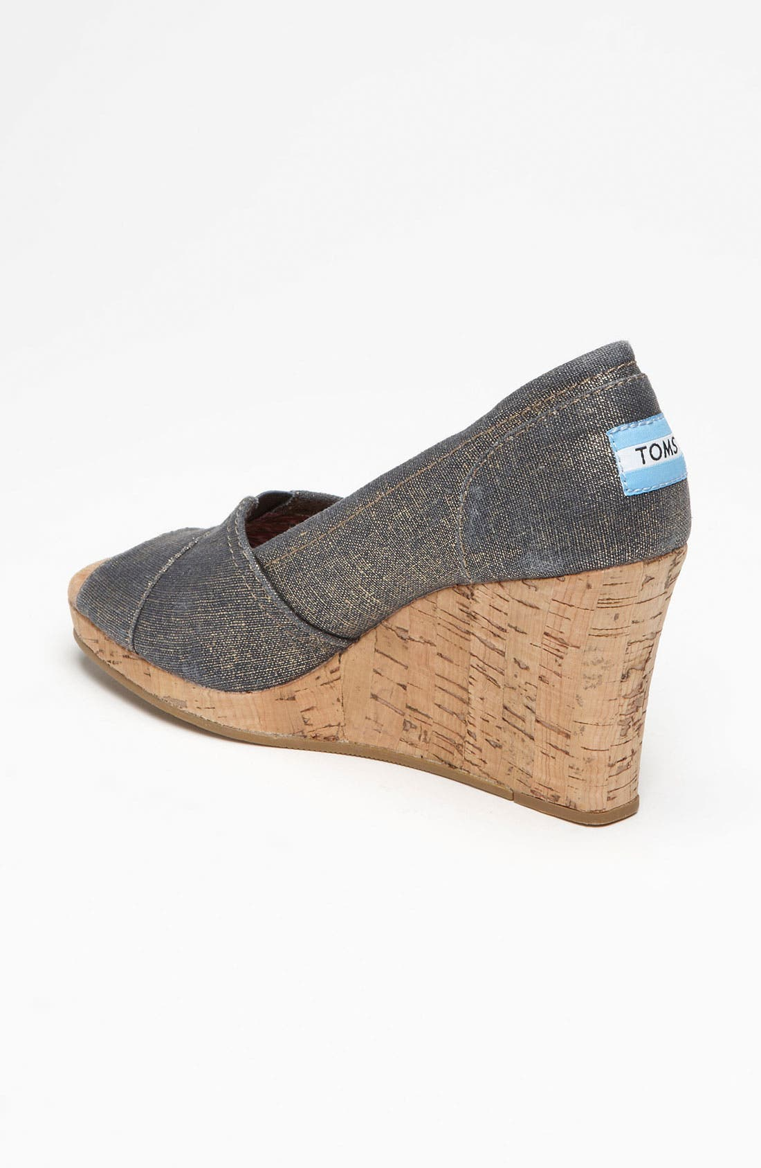Alternate Image 2  - TOMS 'Azar' Wedge