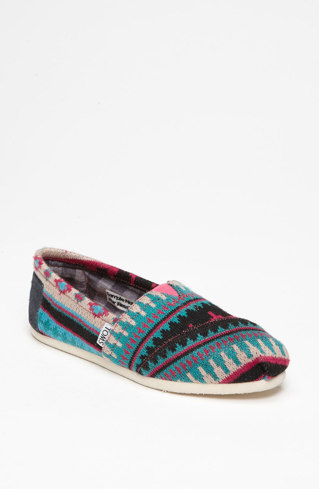 Alternate Image 1 Selected - TOMS 'Classic - Tamin' Slip-On (Women)