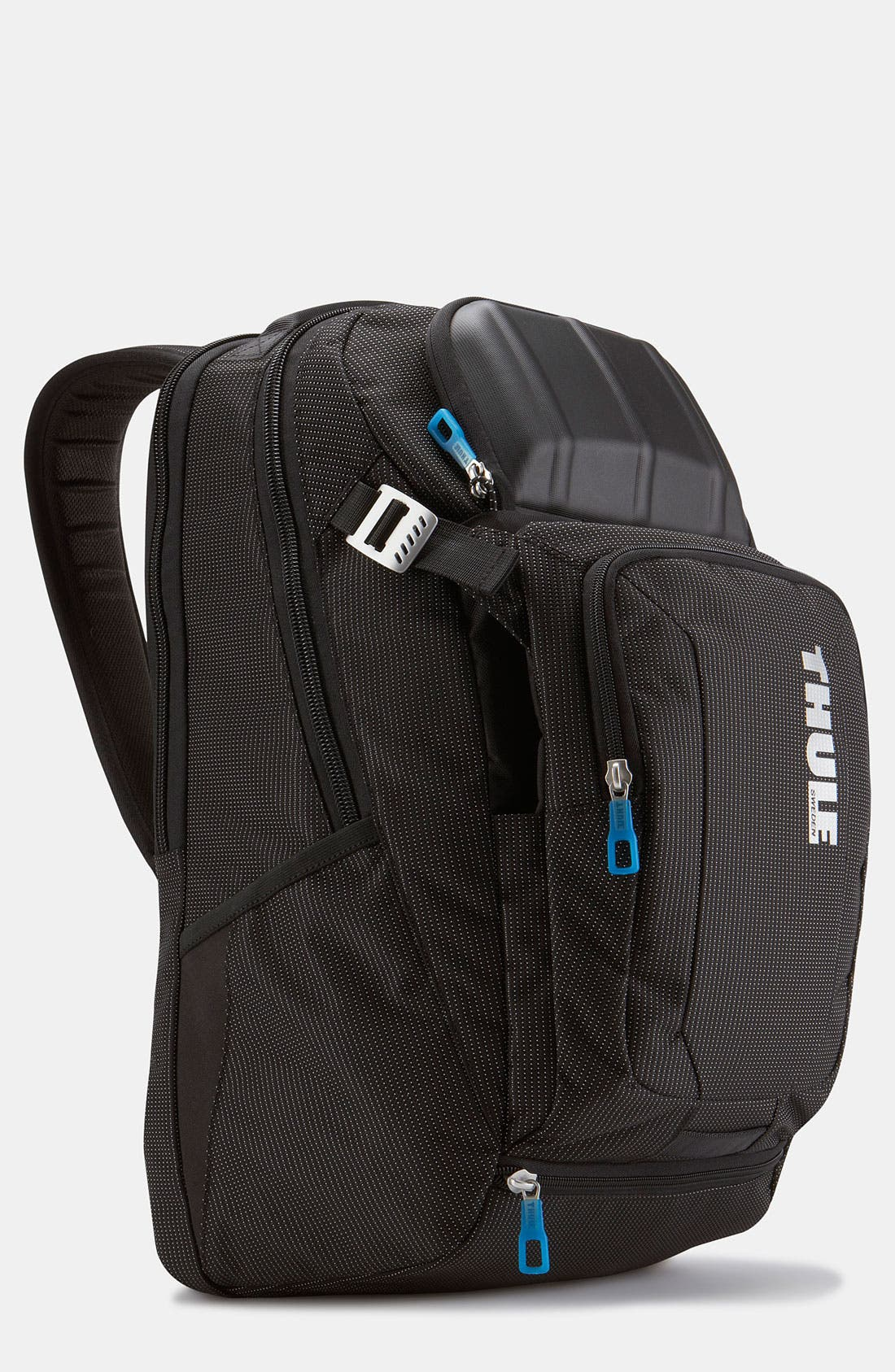 32-Liter Crossover Backpack,                         Main,                         color, Black
