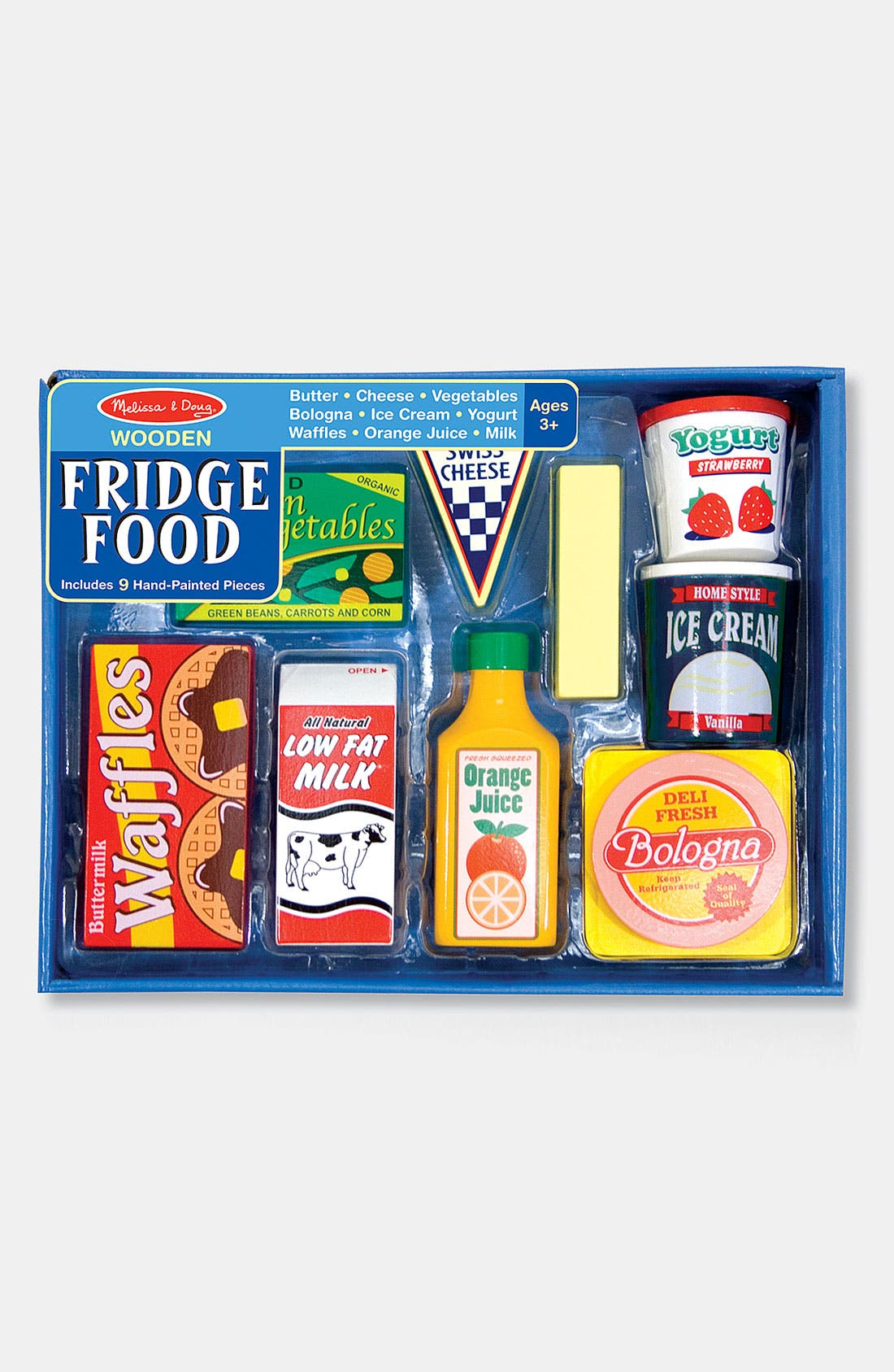 Alternate Image 2  - Melissa & Doug 'Fridge Food' Play Set