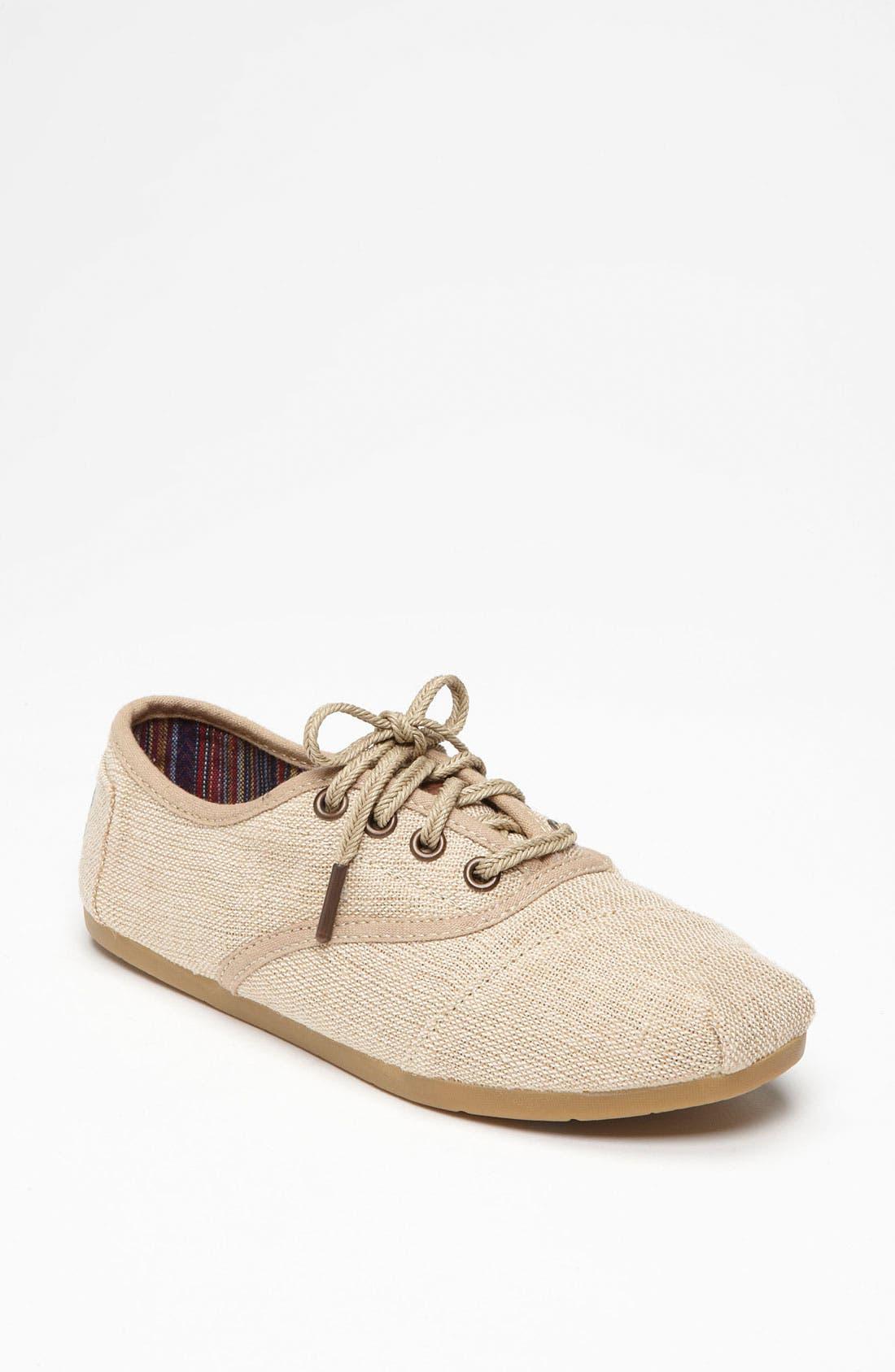 Main Image - TOMS 'Cordones - Paxton' Sneaker (Women)