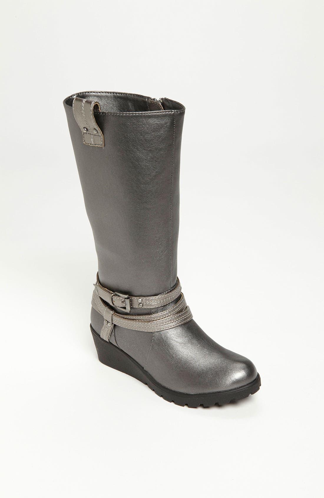 Alternate Image 1 Selected - Jessica Simpson 'Kit' Boot (Little Kid & Big Kid)