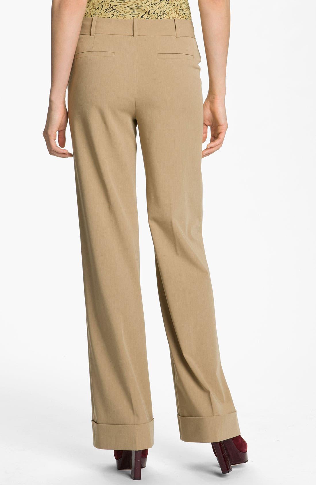 Alternate Image 2  - Classiques Entier® 'Maxella' Cuff Pants