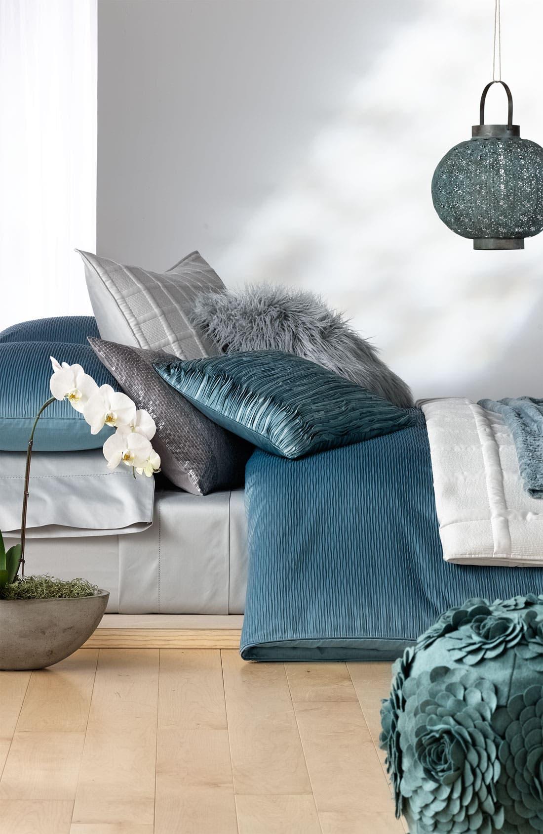 Alternate Image 3  - Nordstrom at Home 'Mushroom Pleat' Pillow